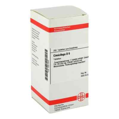 Cimicifuga D6 Tabletten  bei juvalis.de bestellen