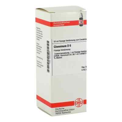 Glonoinum D6 Dilution  bei juvalis.de bestellen