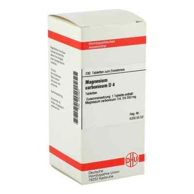 Magnesium Carbonicum D4 Tabletten  bei juvalis.de bestellen