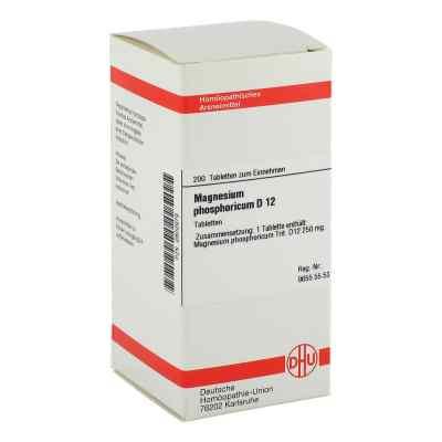 Magnesium Phos. D12 Tabletten  bei juvalis.de bestellen