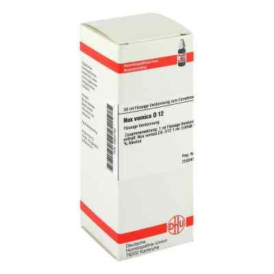 Nux Vomica D12 Dilution  bei juvalis.de bestellen