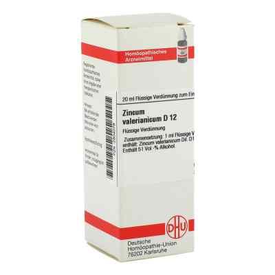 Zincum Valerianicum D12 Dilution  bei juvalis.de bestellen