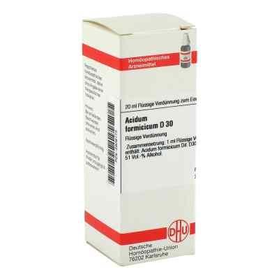 Acidum Formicicum D30 Dilution  bei juvalis.de bestellen