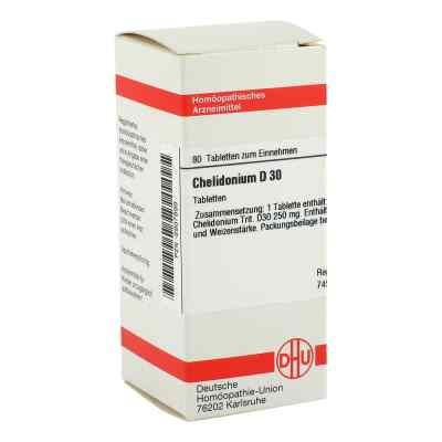 Chelidonium D30 Tabletten  bei juvalis.de bestellen