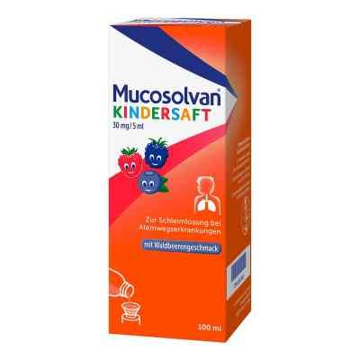Mucosolvan Kindersaft 30mg/5ml  bei juvalis.de bestellen