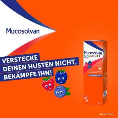 Mucosolvan Kinder Hustensaft 30mg/5ml bei verschleimten Husten  bei juvalis.de bestellen