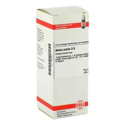 Avena Sativa D6 Dilution  bei juvalis.de bestellen