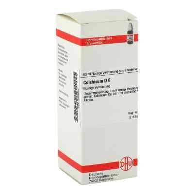 Colchicum D6 Dilution  bei juvalis.de bestellen