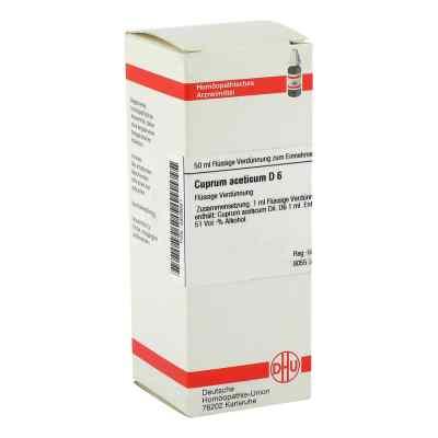 Cuprum Aceticum D6 Dilution  bei juvalis.de bestellen