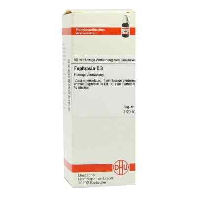 Euphrasia D3 Dilution  bei juvalis.de bestellen