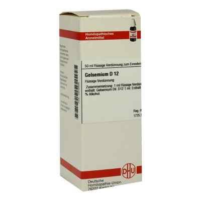 Gelsemium D12 Dilution  bei juvalis.de bestellen