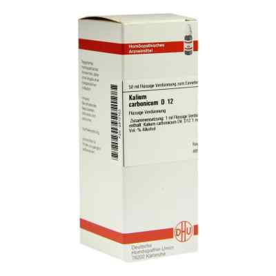 Kalium Carbonicum D12 Dilution  bei juvalis.de bestellen