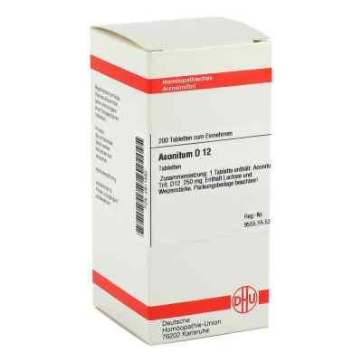 Aconitum D12 Tabletten  bei juvalis.de bestellen