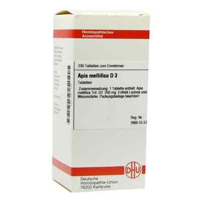 Apis Mellifica D3 Tabletten  bei juvalis.de bestellen