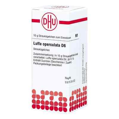 Luffa Operculata D6 Globuli  bei juvalis.de bestellen