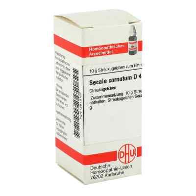 Secale Cornutum D 4 Globuli  bei juvalis.de bestellen