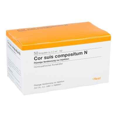 Cor Suis Compositum N Ampullen  bei juvalis.de bestellen