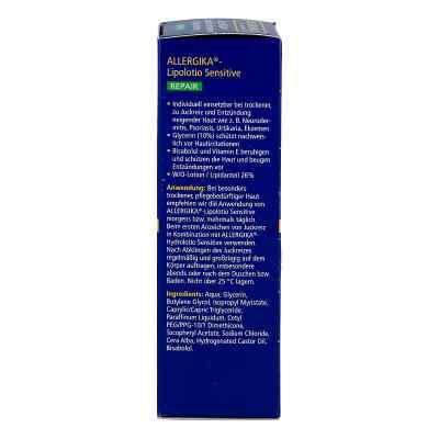 Allergika Lipolotio sensitive  bei juvalis.de bestellen