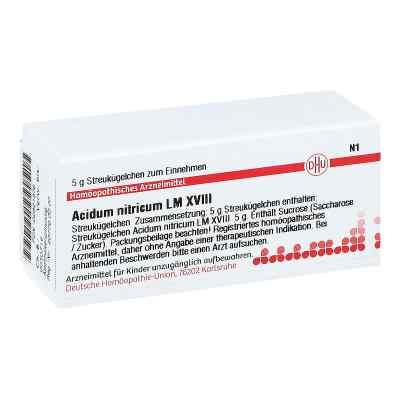 Lm Acidum Nitricum Xviii Globuli  bei juvalis.de bestellen