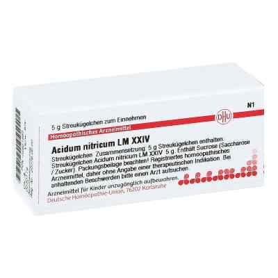 Lm Acidum Nitricum Xxiv Globuli  bei juvalis.de bestellen