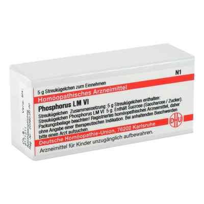Lm Phosphorus Vi Globuli  bei juvalis.de bestellen
