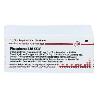 Lm Phosphorus Xxiv Globuli  bei juvalis.de bestellen