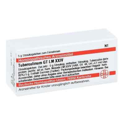 Lm Tuberculinum Gt Xxiv Globuli  bei juvalis.de bestellen