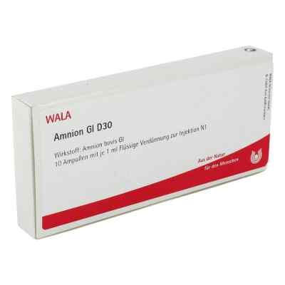 Amnion Gl D30 Ampullen  bei juvalis.de bestellen