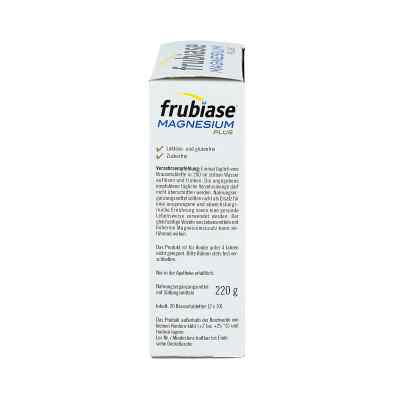 Frubiase Magnesium Plus Brausetabletten  bei juvalis.de bestellen