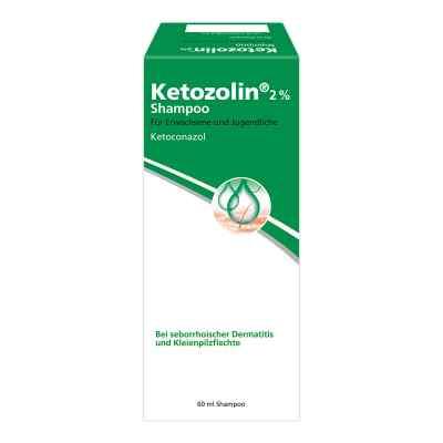 Ketozolin 2% Shampoo  bei juvalis.de bestellen
