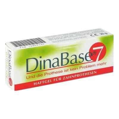 Dinabase 7 unterfütt.Haftmaterial für Zahnproth.  bei juvalis.de bestellen