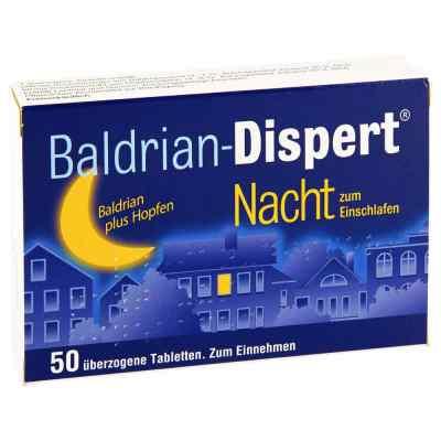 Baldrian-Dispert Nacht zum Einschlafen  bei juvalis.de bestellen