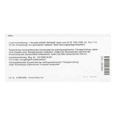 Ileum Gl D30 Ampullen  bei juvalis.de bestellen