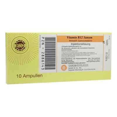 Vitamin B12 Sanum Injektionslösung  bei juvalis.de bestellen