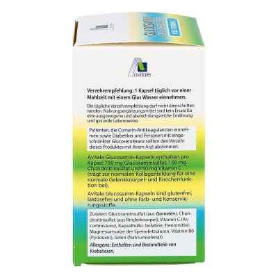Glucosamin 750 mg+Chondroitin 100 mg Kapseln  bei juvalis.de bestellen