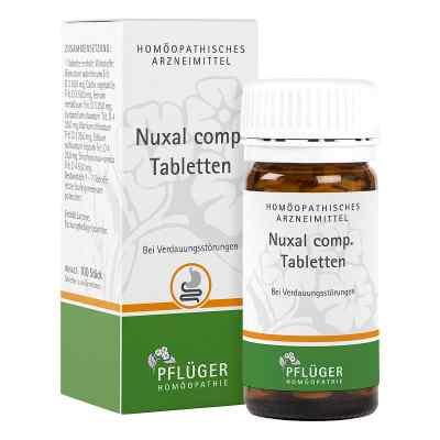 Nuxal compositus Tabletten  bei juvalis.de bestellen