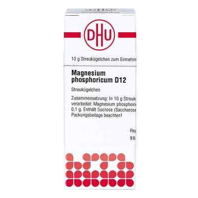 Magnesium Phos. D 12 Globuli  bei juvalis.de bestellen