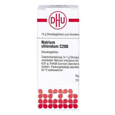 Natrium Chloratum C200 Globuli  bei juvalis.de bestellen
