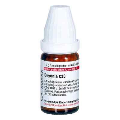 Bryonia C 30 Globuli  bei juvalis.de bestellen