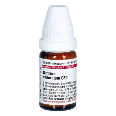 Natrium Chloratum C30 Globuli  bei juvalis.de bestellen