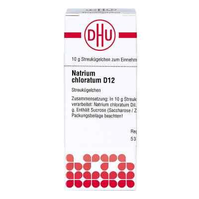 Natrium Chloratum D 12 Globuli  bei juvalis.de bestellen