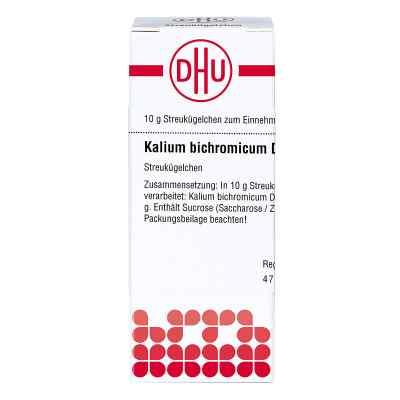Kalium Bichromicum D 6 Globuli  bei juvalis.de bestellen