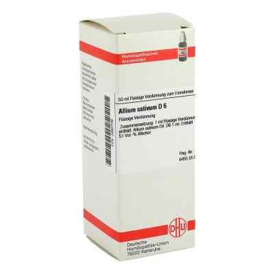Allium Sativum D6 Dilution  bei juvalis.de bestellen