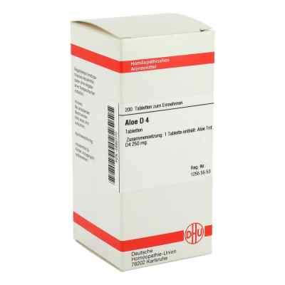 Aloe D4 Tabletten  bei juvalis.de bestellen