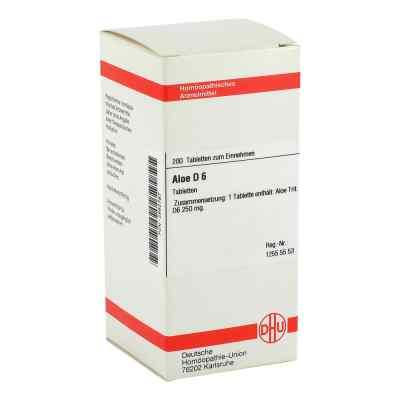 Aloe D6 Tabletten  bei juvalis.de bestellen