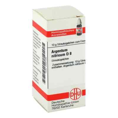 Argentum Nitricum D 8 Globuli  bei juvalis.de bestellen