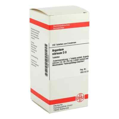 Argentum Nitricum D8 Tabletten  bei juvalis.de bestellen