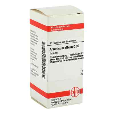Arsenicum Album C30 Tabletten  bei juvalis.de bestellen