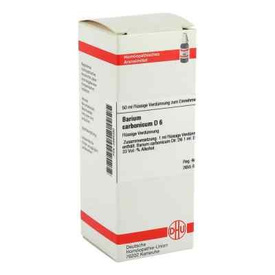 Barium Carbonicum D6 Dilution  bei juvalis.de bestellen