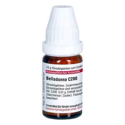 Belladonna C200 Globuli  bei juvalis.de bestellen